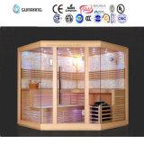 Heißer Sauna-Dampf-Raum, Dampf-Sauna-Dusche-Kombination (SR1D001)