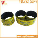 Wristband su ordinazione di schiaffo del silicone per i regali di promozione (YB-SL-01)