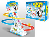 Giocattolo animale della pista del giocattolo del giocattolo del treno della guida della scala di plastica stabilita di ascensione (H9200075)