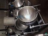 bouilloire à cuire revêtue du chauffage 200L électrique (ACE-JCG-YU)