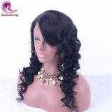 Cabelo humano Virgem indiano onda profunda cabelos longos para as mulheres