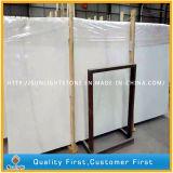 De goedkope Marmeren Plakken van het Sneeuwwitje van China voor Countertops, de Bovenkanten van de Ijdelheid