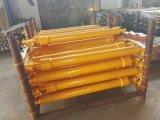 기중기는 크롬 도금을 한 액압 실린더를 드는 교련 의장 기름 실린더를 거치했다