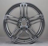18 19 20 de diámetro Replica Audi Sport GRIS ESTRELLA /Llantas de aleación de plata