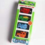 La déformation des voitures jouets pour enfants