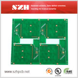 La electrónica de placa de circuito de la pantalla LCD LED