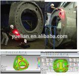 Scanner portatile 3D (YL-HS300) di alta precisione di buona qualità dell'esportazione
