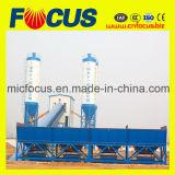 Alta pianta d'ammucchiamento concreta di Effiency 90m3/H, impianto di miscelazione concreto stazionario