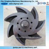 投資の鉄の鋼鉄鋳造の部品ポンプ部品