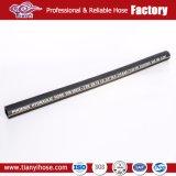 Trenzado de alambre de acero de alta presión mangueras hidráulicas de caucho SAE100 R2/DIN EN 853 2SN