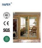 Porta de alumínio de Siliding da folha dobro (RA-G125)