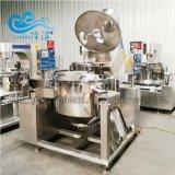 Haute capacité de la compétitivité des prix du maïs soufflé par le fabricant industriel de la machine