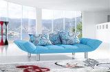Cama de dobramento do sofá da sala de visitas da tela