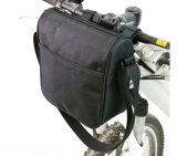 산악 자전거 후방 선반 자전거 부대 정면 B1021