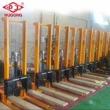 2 Handgabelstapler-hydraulisches manuelles Ablagefach der Tonnen-1.6m