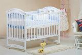 Горячая продавая кровать младенца шпаргалки младенца типа деревянной шпаргалки младенца славная (M-X1022)