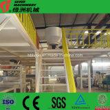 Chaîne de production de plaque de plâtre de gypse de Chaud-Vente
