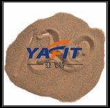 Sabbia rossa del granato della maglia del granato 120 di brillamento di sabbia