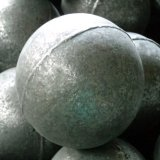 шарики 30mm-50mm низким брошенные кромом меля