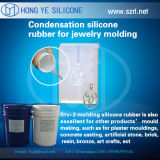 Jewelry Moldsのための明確なLiquid Silicone Rubber
