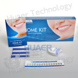 La CE y FDA registradas Venta caliente Kit de blanqueamiento dental Home