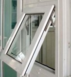 Indicador pendurado superior do Casement do Conch PVC/UPVC