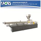 Pp.-PET-LDPE-Doppelschrauben-Plastiktablette, die Maschine herstellt