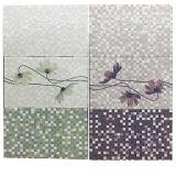 azulejos de cerámica de la pared del cuarto de baño del diseño del mosaico del grado del AAA de la inyección de tinta 3D