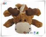 Diverse Schapen van de Pluche van het Stuk speelgoed van de Hond van het Ontwerp Piepende/Aap /Wolf /Unicorn/Speelgoed van de Hond van Elephnat/van Amerikaanse elanden het Dierlijke