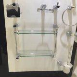 Anello di tovagliolo d'ottone di rivestimento del bicromato di potassio dei 7032 accessori della stanza da bagno