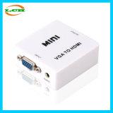 Preço de fábrica Mini VGA para adaptador HDMI