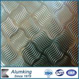 Плита Chequer алюминиевая для украшения
