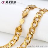 中国Wholesale Xuping Special Price 18kの金PlatedのMenのNecklace
