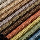우단 염색 실내 장식품 Polyestery 소파 및 의자 직물
