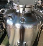 Tanque de Almacenamiento de acero inoxidable con Ruedas móviles