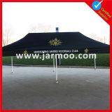 10X10カスタムロゴプリントが付いている折るテントのおおい