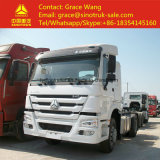 الصين جعل جيّدة سعر [هووو] جرّار رأس شاحنة