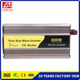 Reine Sinus-Wellen-volle Energien-Inverter-Qualität 600W steuern Auto-Inverter DC12V zu Wechselstrom 100V 110V 120V 220V 230V 240V automatisch an