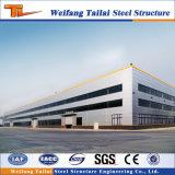 La fabrication de la Chine facile assemblent l'entrepôt léger de structure métallique