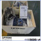 سلسلة Liftking 5T المزدوج السرعة الكهربائية رافعة مع عربة كهربائية