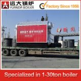 Ton Dzl van de Levering van de fabriek de Industriële Industriële 1 de In brand gestoken Boiler van de Rijst van 2 Ton Schil