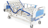 Hersteller der verwendeten manuellen ABS Bett-Krankenhaus-Möbel in China