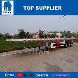 대륙간 탄도탄 차량 콘테이너 트레일러의 가격을%s 가진 판매를 위한 30 톤 평상형 트레일러 트레일러