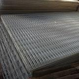 Malha de arame soldada com betão galvanizado de alta qualidade e de alta qualidade