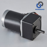 El ahorro de energía eléctrica 60-120W DC Motor con caja de velocidades_D