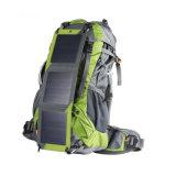 Sac de randonnée solaire avec 10W Sunpower Charger