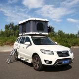 SUVのキャンプテントのガラス繊維のキャンプの堅いシェル車の屋根の上のテント