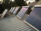 Nicht Druck-Solarwarmwasserbereiter-Pool für die 3 Leute-Familie