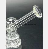 4.7 Zoll-Glasrauch-Rohr-Doppelt-Bienenwabe-Filter