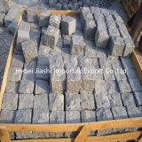 Естественный булыжник сада гранита/вымощая камень для напольного сада